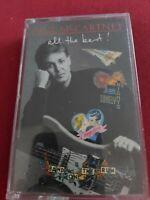 Paul McCartney - All The Best! -  Single Cassette Album Of Greatest Hits