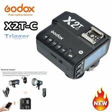 Godox X2T-C TTL 2.4G Wireless Transmission Flash Speelite Trigger For Canon NEW