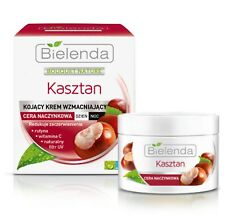 BIELENDA CHESTNUT Soothing Reinforcing Capillary Anti Redness Face Cream 50ml
