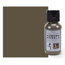 Pintura Modelos de misión, - MMP-017 grunbraun RAL 8000 1fl.oz Botella