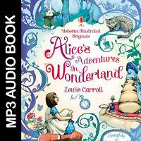 🎧 Alice's Adventures in Wonderland - Children audiobook MP3, Lewis Carroll