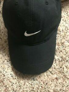 Nike Women's light weight Dri-Fit Sports Hat(NWT 590901010) COL ADJ BUCKLE N BAC