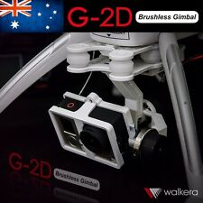Camera Gimbal Carry Mount GoPro3 GoPro4 DJI Phantom Quadcopter Brushless G2D