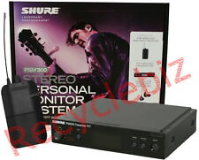 Shure PSM 300 PSM300 Personal Monitor System Wireless In Ear IEM P3TR112GR -J13