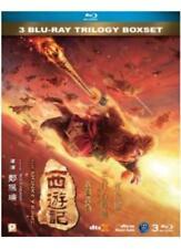 The Monkey King Trilogy Region A Blu-ray Donnie Yen Gong Li Aaron Kwok Eng Sub
