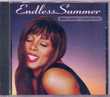 Donna Summer. Endless Summer (1994) CD NUOVO Bad Girls. I Feel Love. Hot Stuff