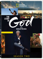 The Story of God With Morgan Freeman: Season Two [New DVD] Ac-3/Dolby