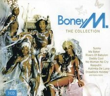 Boney M. - The Collection - The Collection - Best Of / 36 Greatest Hits 3CDs Neu