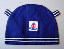 Baby Boy Sailor Hat Coton Bonnet Unisexe Fête De Mariage Baptême Clothing Wear