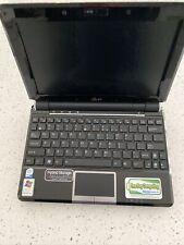 NICE Asus Eee PC 1000H Netbook Intel Atom 170GB-160 GB HDD Windows XP Black WORK