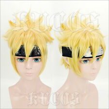 Boruto Naruto Boruto Uzumaki cosplay wig