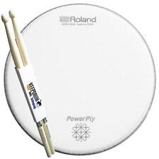 "Roland MH2-10 Powerply Mesh Head 10 "" + Drumsticks"