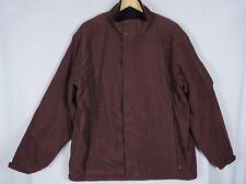 Woolrich Mens Mulberry Plainfield Jacket Coat Sz Large - NWT $150