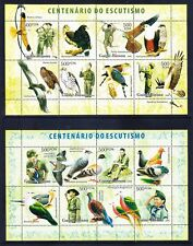 GUINEA-BISSAU 2006 Michel 3391/410 Scout Cent 4 sheets+4 mini-sheets u/m c80euro