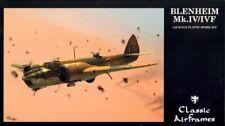 Classic Airframes ® 4159 Bristol Blenheim Mk. IV/IVF 1:48 Resin