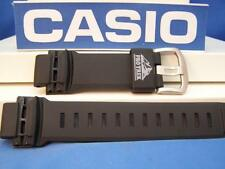 Casio Watch Band PRG-250,PRG-510,PRW-250,PRW-2500,PRW-5100.Pro Trek black Rubber