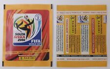 "1 X PACKET PANINI WORLD CUP ""PROMO UNITED KINGDOM "" VERSION - SOUTH AFRICA 2010"