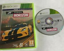 Forza Horizon (Xbox 360, 2012) Boxed