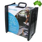 Dog Folding Car Ramp Plastic Lightweight Bi Fold Strong Pet Travel Transport Car
