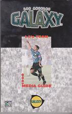 Presentatiegids / Presentation Magazine Media Guide Los Angeles Galaxy 1999