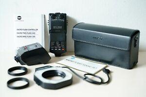 Minolta MFC 1000 Controller + Makro Ringblitz 1200