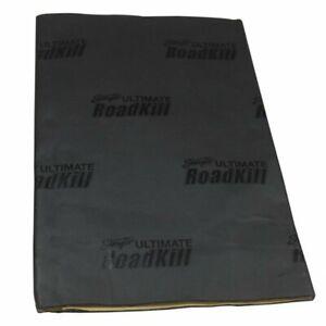 Stinger RoadKill Noise-Deadening Material Ultimate Bulk Kit - RKU36