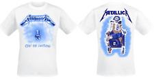 Metallica Ride the Lightning Official T-Shirt Thrash Metal Classic Kill 'Em All