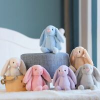 Cute Plush Doll Toy Stuffed Animal Bunny Soft Baby Rabbit Kids Girl Gift 33cm