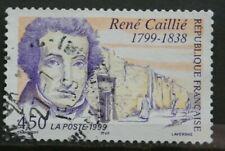 TIMBRE DE FRANCE OBLITÉRÉ   N° 3257 de 1999