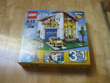 LEGO Creator Großes Einfamilienhaus 31012, neu