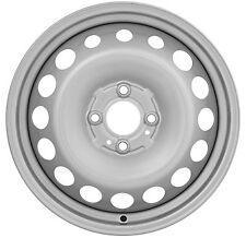 1 Cerchio in ferro KRONPRINZ STEEL STAAL Silver 5j 15 4x100 et38 60.1