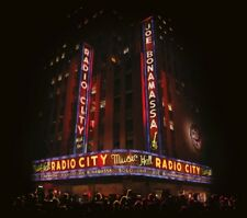 Joe Bonamassa - Live at Radio City Music Hall (NEW CD & BLU-RAY)