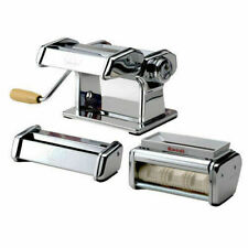 Marcato Atlas 150 Wellness Multi Pasta Machine Set - Silver
