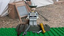 LEGO Civil War General Robert E Lee faded gray A 100% Genuine LEGO READ PLZ