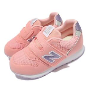 New Balance 996 W Wide Pink Purple Strap Toddler Infant Casual Shoes IZ996UPN W