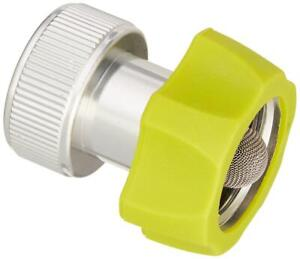 Sun Joe SPX-AGHA Universal 3/4-Inch Aluminum Pressure Washer Garden Hose Adaptor