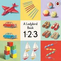 123: A Ladybird Vintage Board Book (Ladybird Vintage Board Books) by , NEW Book,