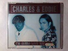CHARLES & EDDIE I'm gonna love you cd singolo HOLLAND