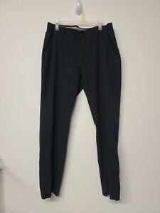 Under Armour Loose Golf Pants men's 36 x 32 Black