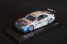 Minichamps Mercedes-Benz CLK-DTM 2002 1:43 #12 Peter Dumbreck (GBR) (JS)