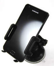 NEW IN CAR PHONE HOLDER CRADLE WINDSCREEN SUCTION MOUNT FOR SAMSUNG S4 I9500