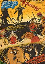 PEP 1974  nr. 34 - ROB PALLAND (COVER) / COMANCHE (LOSSE BIJLAGE) / COMICS