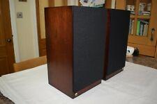 Castle WARWICK Speakers, Real Rosewood Veneer - Made in Britain