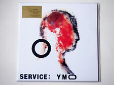 YELLOW MAGIC ORCHESTRA - Service Transparent Clear 180g Vinyl LP | YMO Japan NEW