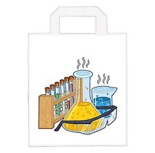 Science Themed Party / Goody / Food Bags (Pack of 6)  Boys Girls Birthday Events