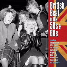 V/A ‎- British Beat In The 50s & 60s (LP) (180g Vinyl) (M/M) (Sealed) (1)