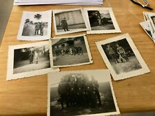 German soldiers various settings Original WW2 Photos.34