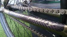 JOllify Carbon Kettenstrebenschutz Kettenschutz Aufkleber Sticker #Bikeporn