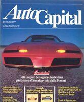 AUTO CAPITAL N. 2 1984 MARZO APRILE