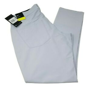 Nike Light Grey Men's Flex Slim Fit Golf Pant Size 30x30